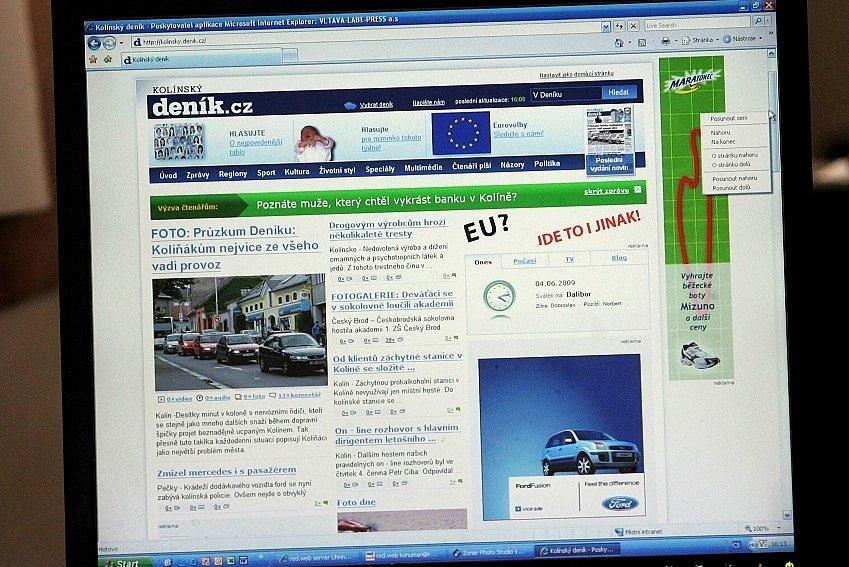 www.kolinsky.denik.cz