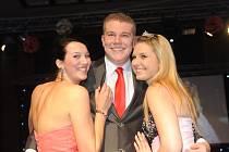 Poslední maturitní ples letošního roku