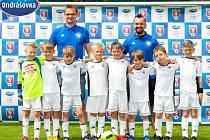 Parádní úspěch. Mladí fotbalisté kolínského FK v kategorii U8 vybojovali na prestižním Ondrášovka cupu výborné šesté místo