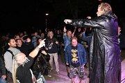 Na festivalu Rockový Týnec zahrála pětice legendárních kapel, došlo i na moravského hosta.
