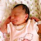 Karolína Kejklíčková se narodila 11. září 2016. Vážila 2960 gramů a měřila 49 centimetrů. Karolínka bude žít s maminkou Lucií a tatínkem Vítem v Kolíně.