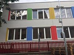 Mateřská škola v Chelčického ulici v Kolíně.