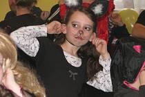 Dětský karneval v Radovesnicích I, sobota 5. března 2016