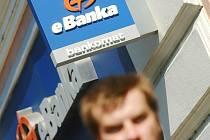 Kolínská pobočka e-Banky v Kutnohorské ulici