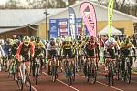 Další zastávkou cyklokrosového Toi Toi Cupu byl 30. listopadu Kolín.