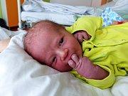 Štefan Švihánek se narodil 6.1.2019, vážil 3045 g a měřil 47 cm. V Kolíně ho přivítá sestřička Terezka (2.5) a rodiče Simona a Radek.