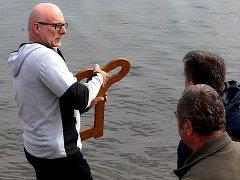 V Marině Týnec zahájili sezonu symbolickým odemčením Labe