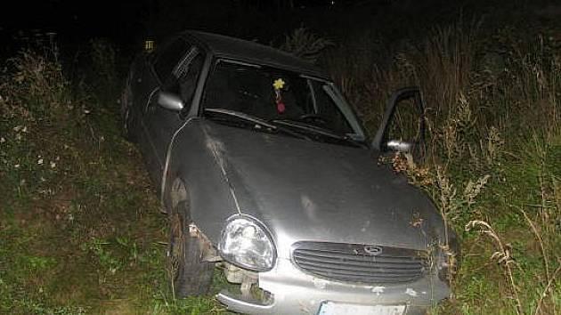 Nehoda u Němčic