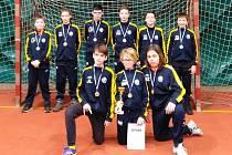 Mladší žáci Kolína vyhráli turnaj ve Vršovicích.