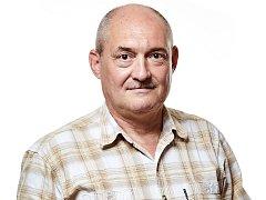 Doc. PhDr. Václav Drška, Ph.D., volební lídr ČSSD v Kolíně.