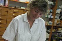 Lékárna ilustrační foto