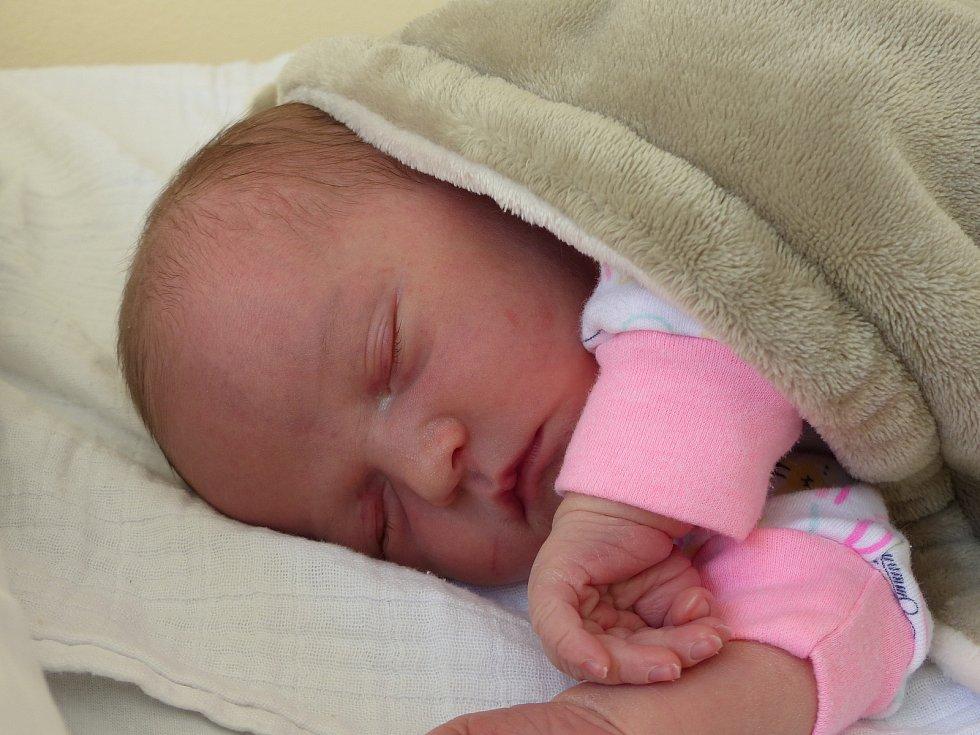 Adéla Mančařová se narodila 16. května 2020 v kolínské porodnici, vážila 3735 g a měřila 52 cm. Do Kostelce nad Černými Lesy si ji odvezl bráška Kuba (2.5) a rodiče Kateřina a Pavel.