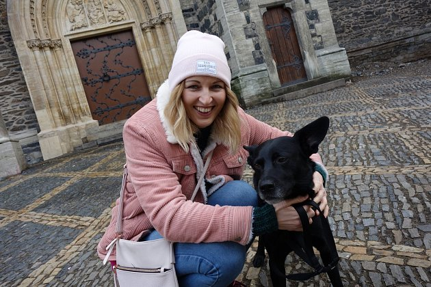 Cestovatelka a blogerka Pavlína Khorelová.