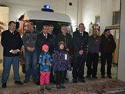 Vrbčanští hasiči oslaví v příštím roce 130 let od svého založení