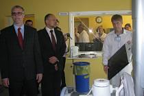 Modernizace zobrazovací techniky v Oblastní nemocnici Kolín