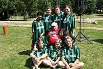 Fotbalový turnaj v Kšelích