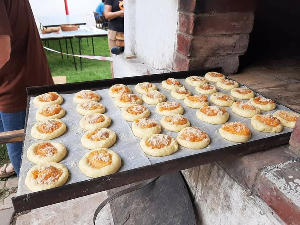 Tradiční pečení chleba ve Štolmíři se uskutečnilo v sobotu 17. července.