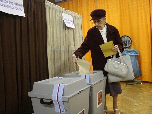 Komunální a senátní volby 2014vKolíně.