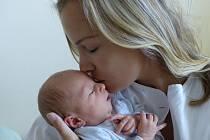 Ondřej Solnář se narodil 10. července 2020 v kolínské porodnici, vážil 2885 g a měřil 47 cm. V Kácově bude bydlet s bráškou Vojtou (3) a rodiči Andreou a Markem.