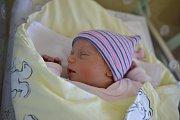 Karolína Andrašíková se rozkřičela 28. února 2017. Po narození měřila 49 centimetrů a vážila 2585 gramů. Maminka Jana a tatínek František bydlí se svou prvorozenou ve Vrbčanech.