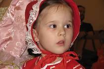 Dětský karneval Na Zámecké