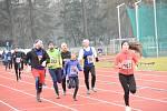 Jubilejní rekordní Silvestrovský běh v Kolíně 2019