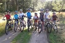 Kolínští cyklisté trénovali