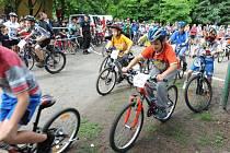 Kolínské sportovní dny - cyklistika