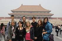 Jak jsem byla v Číně.