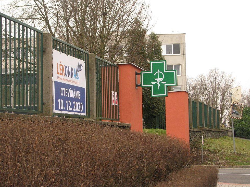 V kolínské nemocnici spustili nový vjezdový a výjezdový systém.