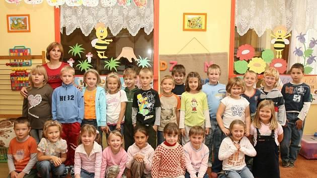 1.A Základní škola Býchory