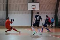 Druhé místo si vysloužili hráči futsalu