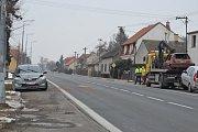 Nehoda v Pňově - Předhradí.