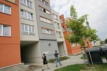 Bytové domy U Vodárny