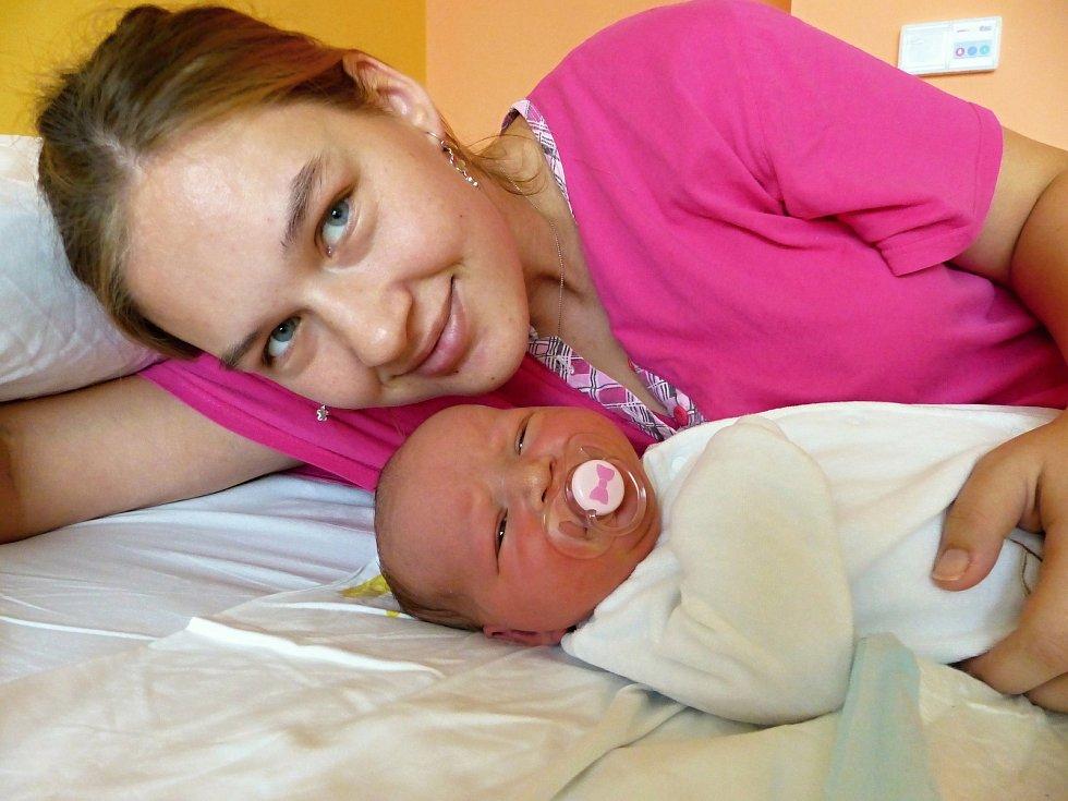 Anna Studénková přišla na svět 27.10.2018, vážila 4380 g a měřila 55 cm. V Osečku bude bydlet společně se sestřičkou Emílií (2) a rodiči Eliškou a Jakubem.
