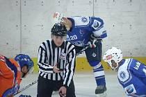 Michal Tasch - kolínský hokejový rozhodčí.