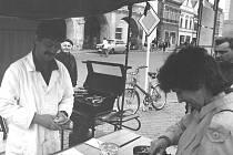 Trhy na Karlově náměstí v Kolíně mají letitou tradici.