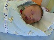 Jakub Stehlík se narodil 24. února 2019, vážil 3190 g a měřil 49 cm. V Plaňanech se z něj těší sestřička Laura (3.5) a rodiče Veronika a Zdeněk.