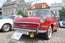 26. Plaketová jízda historických vozidel Kolín