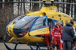 Ilustrační foto vrtulník