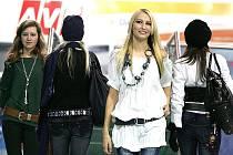 Modní přehlídka Miss 2009
