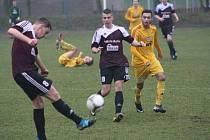 Z utkání FK Kolín U17 - Dukla Praha (1:3).