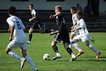 Z utkání mladšího dorostu FK Kolín - Kutná Hora (7:0).