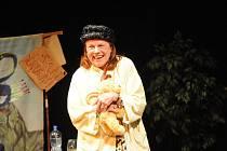 Pudl a Magnolie v Městském divadle Kolín