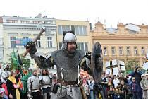 Šermíři zvali na sobotní bitvu