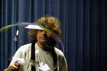 Bublinová show v Jevanech