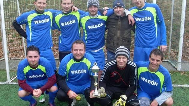 Fenerbahce Wagon vyhrál  druhou ligu a vybojoval si postup do první.