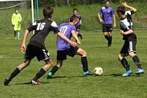 Z utkání FK Kolín U17 - Admira Praha (7:2).