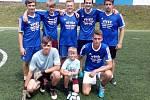 Gunners B se stal vítězem ligového poháru.