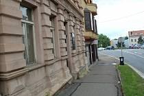 Kmochův dům v Kutnohorské ulici v Kolíně.